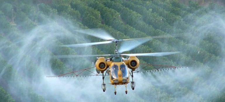 Argentine pesticides