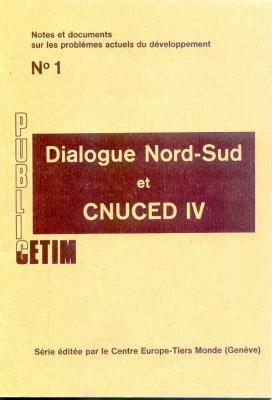 Dialogue Nord-Sud et CNUCED