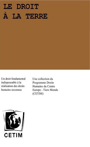 droit à la terre en français
