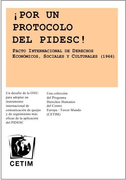 Protocol del PIDESC