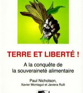 Terre et liberté